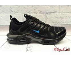 Кроссовки мужские Nike весна-лето комбинированные синий красный NI0122