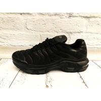 Кроссовки черные мужские Nike комбинированные Ni0164