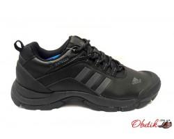 Кроссовки мужские Adidas Climaproof осень-весна зима черные AD0071