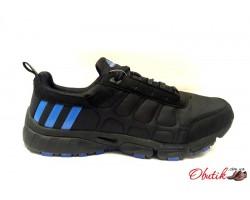 Кроссовки мужские Adidas осень-весна черные AD0070