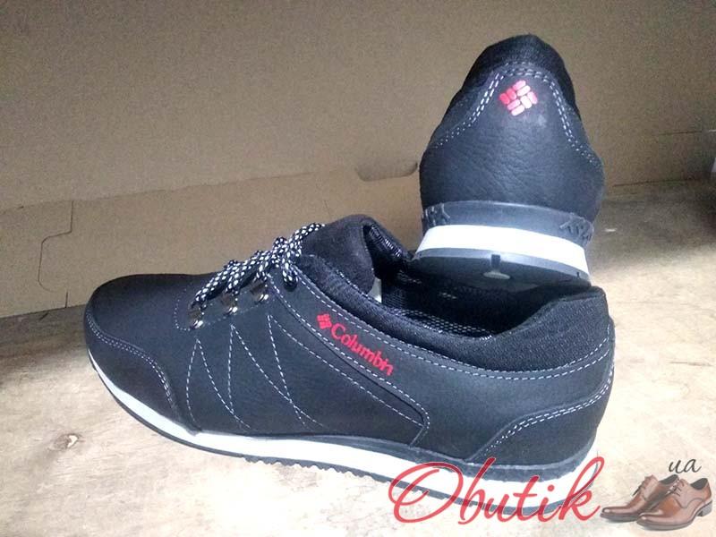 Obutik - Мужские кроссовки Columbia больших размеров кожа синие ... 8e079040c74ce