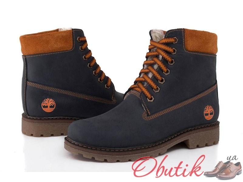06348e2e Obutik - Женские ботинки Timberland зима весна осень кожа замша ...