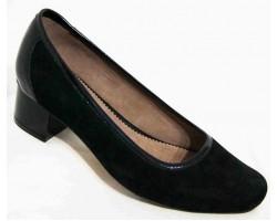 Туфли женские кожа замша 36-44 размеры MD0018