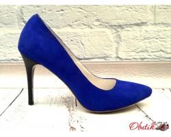 Женские туфли Sofis шпилька лаковая кожа натуральная кожа замша цвета разные So0014