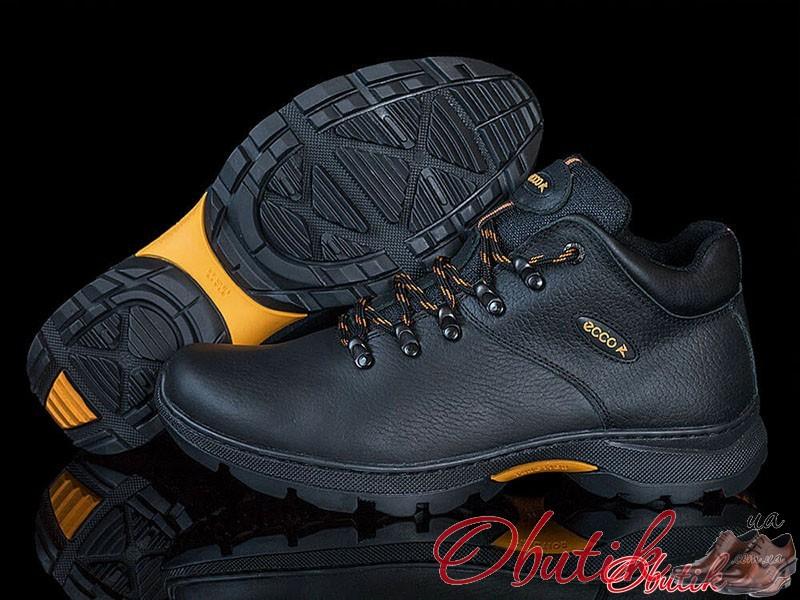 344efdf6 Obutik - Ботинки мужские зимние кожаные ECCO Uk0461. Качественная ...