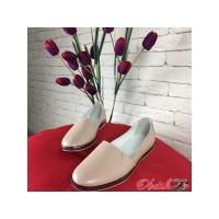 Женские балетки AVK кожа цвета разные AV0057