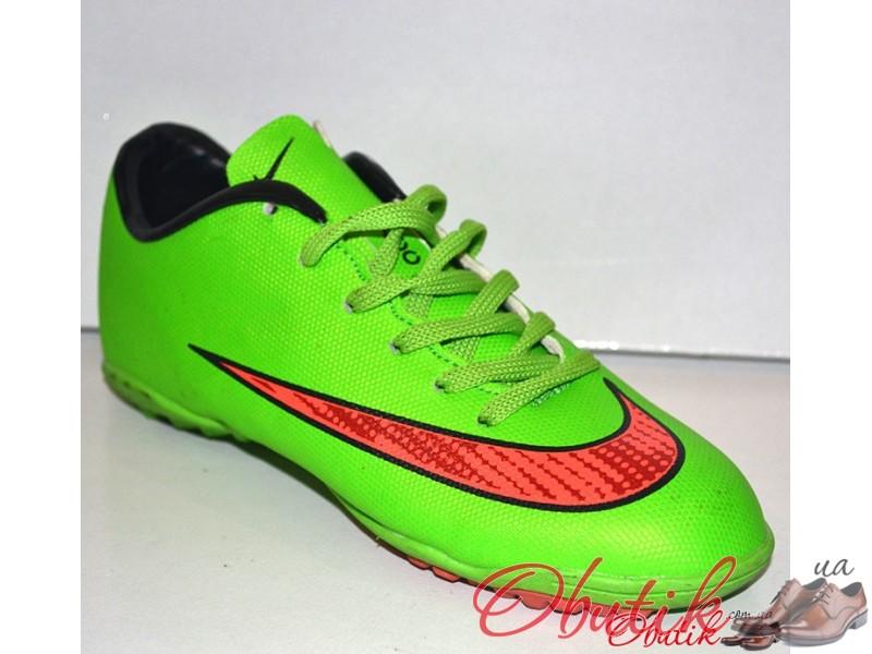 22c37ca6 ... Кроссовки футбольные (сороконожки) подростковые фабричные Nike ORIGINAL  NI0012