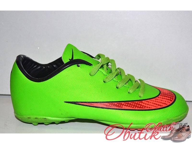 f2fb71c6 Кроссовки футбольные (сороконожки) подростковые фабричные Nike ORIGINAL  NI0012