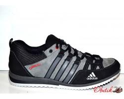 Кроссовки мужские Adidas кожа нубук AD0015