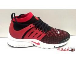 Кроссовки мужские Nike Air Presto высокие цвета разные NI0087