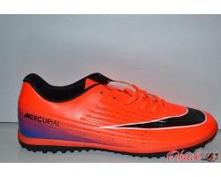 Кроссовки футбольные (сороконожки) фабричные NIKE Mercurial NI0004