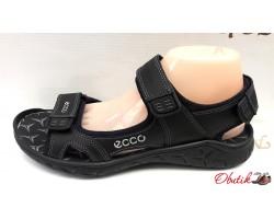 Босоножки мужские ECCO черные E0021
