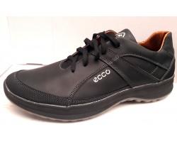 Ботинки мужские демисезонные Ecco натуральная кожа нубук E0025
