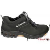 Спортивные туфли-полуботинки мужские Columbia кожаные C0018