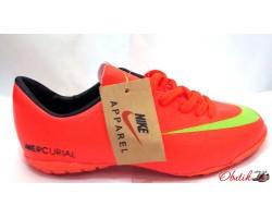Кроссовки футбольные (бутсы, копочки, сороконожки) Nike NI0042