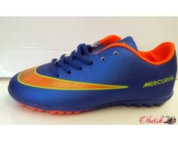 Кроссовки футбольные подростковые Nike Mercurial NI0110