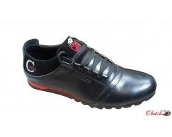 Туфли мужские спортивные Cuddos кожа Cu0007