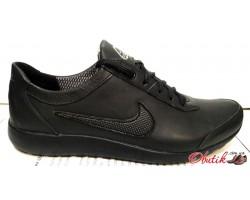 Кроссовки мужские Nike кожа натуральная NI0060