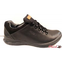 Туфли полуспорт мужские ECCO кожаные E0024