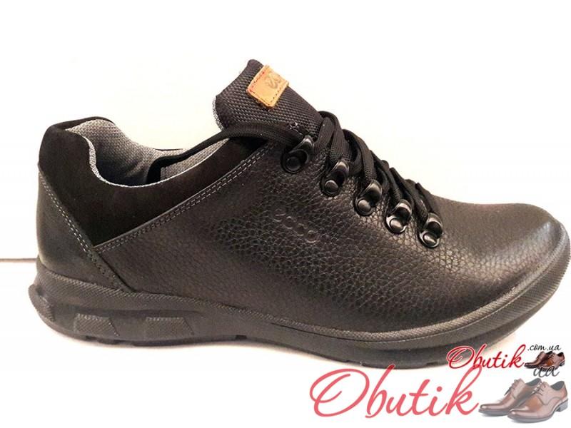 62a12302f Obutik - Туфли полуспорт мужские ECCO кожаные E0024. Качественная ...