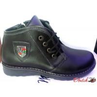 Ботинки подростковые Fashion зимние кожаные Uk0331
