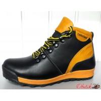 Ботинки подростковые зимние Timberland кожаные T0017