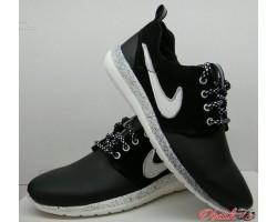 Кроссовки подростковые Nike кожа натуральная разные цвета NI0068