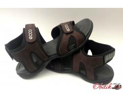 Сандалии подростковые кожаные ECCO E0031