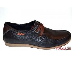 Мужские туфли Braxton из натуральной кожи Br0001