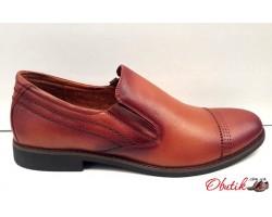 Мужские кожаные туфли Box@Co Box0013